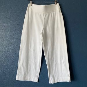 Zenergy by Chico's Capri Pull On High Waist Pants